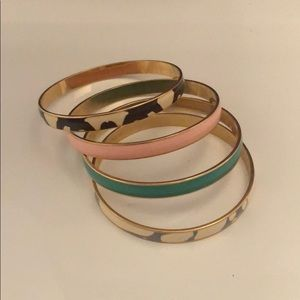 Set of 4 bangles